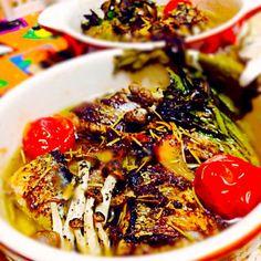 最近、よく耳にするのでフライパンとオーブンで作ってみました。 - 134件のもぐもぐ - 秋刀魚のアヒージョ by qpchan