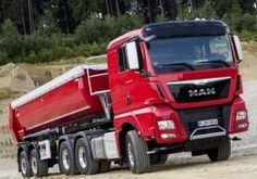 2014 MAN TGX 33 520 6x4 Semi Tractor 2 Wallpaper