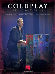 Coldplay for Piano Solo Sheet Music
