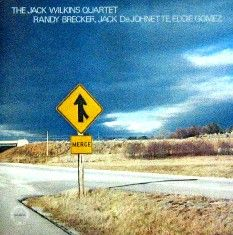 JACK WILKINS QUARTET  CHIAROSCURO RECORDS, CR 156(LP)  (P)(C)1977 CHIAROSCURO RECORDS, INC., USA  RECORDED: FEBRUARY 1977  RELEASED: 1977, USA