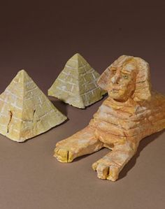 Magnificent Sphinx & Pyramid Lesson Plan - Crayola OFFICIAL Site