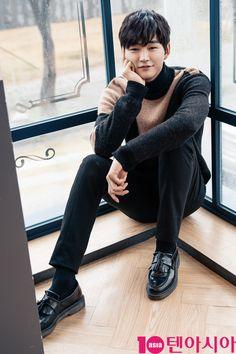 Lee Won Geun - 10+ Star Magazine January Issue '17