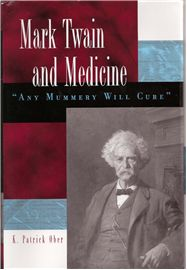 Mark Twain's works, including his popular novels about Tom Sawyer and Huckleberry Finn, are rich in medical imagery and medical themes derived from his personal experiences, but his interactions with the medical profession and his comments about health, illness, and physicians have largely been overlooked. In Mark Twain and Medicine, K. Patrick Ober remedies this omission.