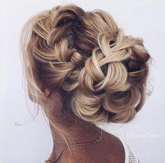 CHEVEUX : 100 sublimes inspirations de coiffures canon pour assister à un mariage
