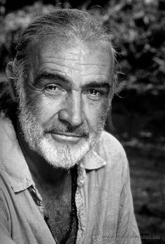 Sean Connery from his role in Medicine Man I met the cinema photographer on the movie. an interesting experience Lq