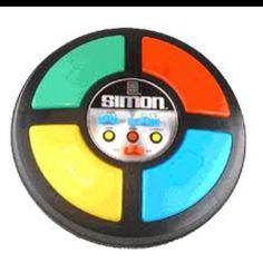 80's Game Simon