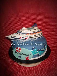 Os Bolinhos da Sandra: Cruzeiro