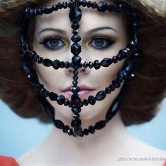 #olgaross #handmademask #fashion #fashionmasks #mask #mode #masks #masked #style
