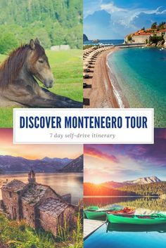 Discover Montenegro with this 7 day self-drive itinerary that shows you all Montenegro has to offer
