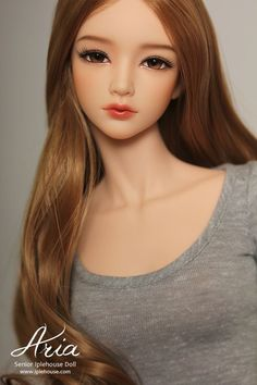 Ball Jointed Dolls on Pinterest | Bjd, Blythe Dolls and Art Dolls