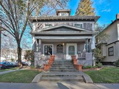 Sacramento Real Estate - Sacramento CA Homes For Sale Bungalow Homes, Craftsman Bungalows, Sacramento, Perfect Place, Real Estate, Cabin, Mansions, House Styles, Baths