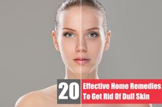 Dull skin is a disturbing skin issue. To retain the glow on your skin, certain lifestyle changes need to be made. Also, home remedies for dull skin should be followed. Know them.