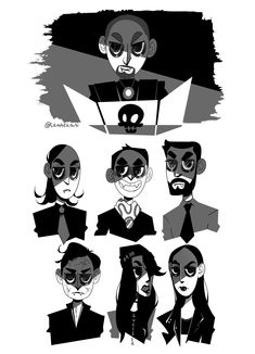 """samazkma: """" Everyone looks so awesome tonight as vampires omfgg I just had to draw em! Vampire The Masquerade Bloodlines, Vampire Masquerade, Mighty 9, Vox Machina, Critical Role Fan Art, Voice Actor, Dungeons And Dragons, Campaign, Shots"""
