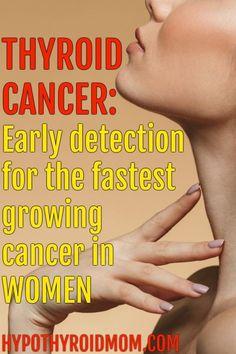 thyroid cancer in women