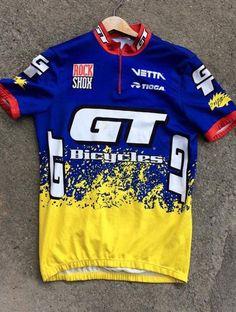 GT BICYCLES  ROKE SHOK VITTA TIOGA  Cycling jersey Cycling Jerseys ea86fd1b4