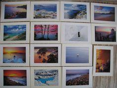 15 Postcards of Greece. $15.00