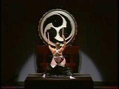 "Kodo - ""O-Daiko"" - HD (japanese drummers - Taiko - tambours géants Japon) - YouTube"