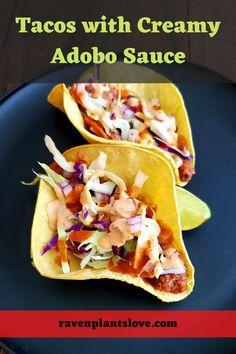 Healthy Weeknight Dinners, Vegan Dinners, Crispy Tacos, Vegetarian Recipes, Healthy Recipes, Vegan Tacos, World Recipes, Vegan Baking, Vegan Life