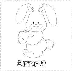 Teddy  co: stitch calendar