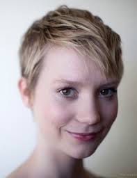 Mia Wasikowska is continuing her relationship with director Park Chan-Wook. Twitch is reporting that the Jane Eyre actress may be moving from Oldboy director Park Chan-Wook's English language debut Stoker to Spike Lee 's remake of the genre Pixie Crop, Short Pixie, Short Hair Cuts, Short Hair Styles, Easy Everyday Hairstyles, Mia Wasikowska, Short Blonde, Blonde Pixie, Blonde Hair