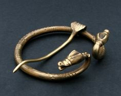 Gotland style dragon brooch  Taitaya Forge · Gallery · Early Medieval Historical Reproduction Jewellery by Marleena Pontynen