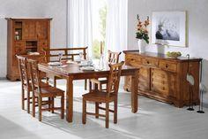 Esstisch Jade Pinie Massiv Holz Tisch Küchentisch Speisetisch Esszimmertisch