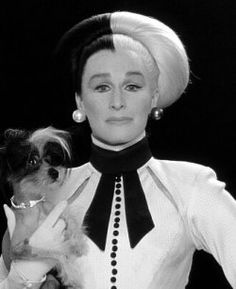 """in my opinion, a great actress is marked by her ability to have a wide range of characters.  Glen Close is an excellent example.  Her performances of Cruella DeVille in """"101 Dalmatians"""" and Sarah in """"Sarah, Plain and Tall"""" are as opposite as night and day"""
