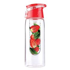 Lahev Flavour It 2 Go, červená   Bonami
