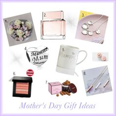 Mother's Day Gift Ideas by helsy on Polyvore featuring beauty and Givenchy