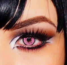 JuMakeUp.com: Recebido: Circle Lens EOS Dolly Eye Pink - Pinky Paradise