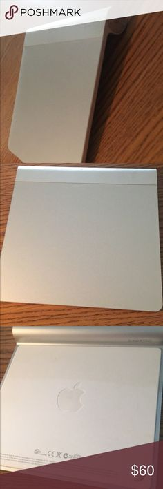 Apple track pad Excellent condition. I justprefer the original mouse better. apple Accessories