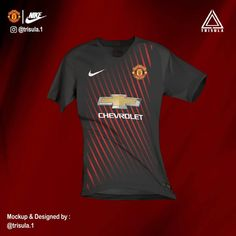Manchester United F. - away kit concept Manchester United Away Kit, Manchester United Football, Soccer Uniforms, Soccer Jerseys, Football Kits, Nike Football, Man United Kit, Barcelona Jerseys, Football Posters