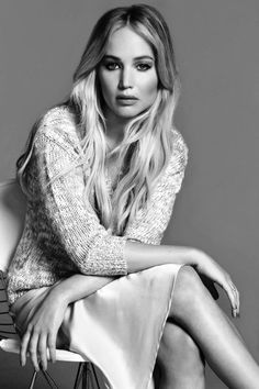 Jennifer Lawrence for XL Semanal