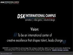 DSK Supinfocom is the 1st International School of Animation, Video Game and Design Industry in India. Our curriculum is designed by global industrial doyens and our faculty consists of industry rich experienced professionals from Europe & France.