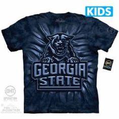 Georgia State University Kids T-shirt | GSU Panthers Inner Spirit Blue