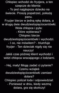 Very Funny Memes, Wtf Funny, Hilarious, Polish Memes, Text Memes, Just Smile, Funny Stories, Texts, Jokes