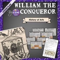William the Conqueror - Bayeux Tapestry