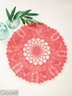 These patterns are featured in the Autumn 2020 issue of Crochet! Magazine. Crochet Cap, Crochet Gifts, Crochet Motif, Crochet Books, Spring Sign, Spring Day, Bright Spring, Spring Colors, Fabric Stiffener