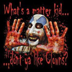 Captain Spaulding dont you like clowns Zombie Movies, Scary Movies, Great Movies, Horror Movies, Sheri Moon Zombie, Rob Zombie, Halloween Ii, Halloween Horror, Horror Icons