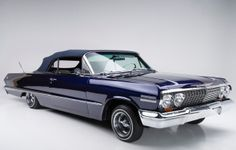 1963 Chevrolet Impala Custom Convertible  Photos: Stars & Cars: Everything Awesome Up for Grabs at the Scottsdale Collector-Car Auction | Vanity Fair
