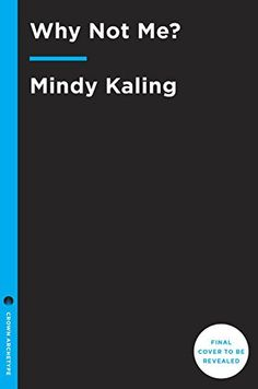 Why Not Me?: Mindy K