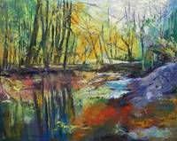 """Little Sewickley Creek"" by Michael Creese 