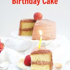 This delicious Diabetic Birthday Cake Recipe has a sugar free vanilla cake with sugar free chocolate frosting. A decadent and tasty dessert for everyone! Sugar Free Vanilla Cake, Sugar Cake, Sugar Free Chocolate, Chocolate Frosting, Chocolate Desserts, Sugar Free Deserts, Sugar Free Recipes, Köstliche Desserts, Delicious Desserts