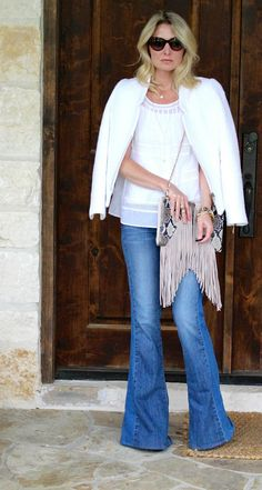 Erin from Busbee Style is boho chic.