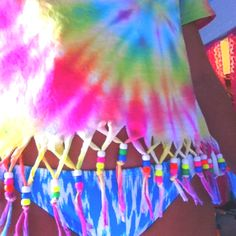 Summer Shirts Tie Dye <3 doing this.