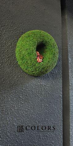 クリスマスリースの画像 | 國安太郎 オートクチュールフラワーアーティスト