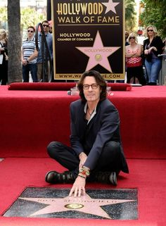 Rick Springfield Photos: Rick Springfield Gets a Star on the Walk of Fame