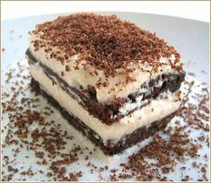 Tiramisu Recipe -- My favorite dessert! Italian Desserts, Just Desserts, Delicious Desserts, Dessert Recipes, Yummy Food, Italian Tiramisu, Recipes Dinner, Dinner Ideas, Italian Recipes