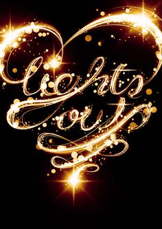 Create Light Painted Typography From Scratch in Photoshop