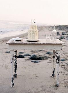 Beachside celebration